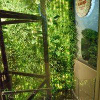 Giardino verticale Rigoni di Asiago Milano