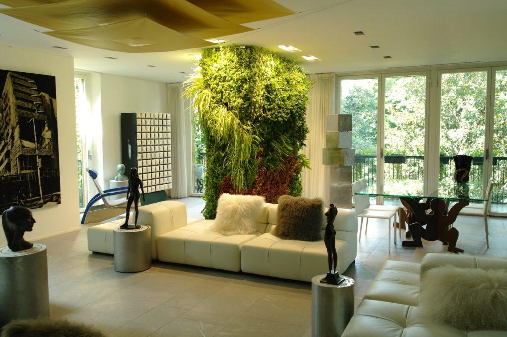 Giardini verticali indoor e outdoor divomi design vivo milano for Giardini verticali milano